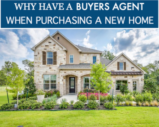 Why Use an Exclusive Buyer's Agent for New Construction in Irving?