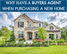 Why Use an Exclusive Buyer's Agent for New Construction in Parker?