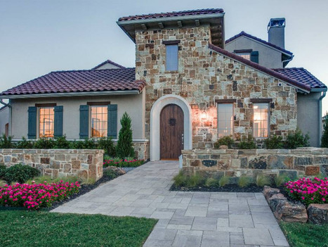 New home builder spotlight: Stonegate by Darling Homes in Irving TX in Coppell ISD