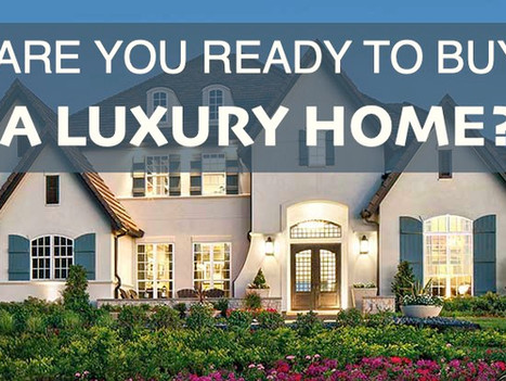 Are you ready to buy a luxury home in The Colony? | The Colony Real Estate Agent