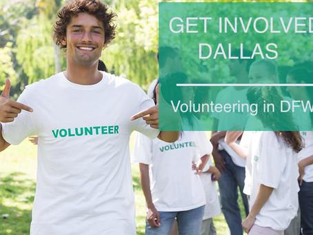 Get Involved Dallas- Volunteering in DFW
