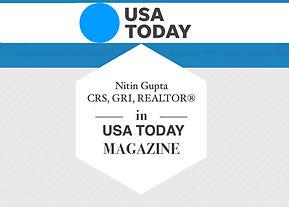 Dallas relocation Realtor - USA Today magazine quotation - Top Dallas Real Estate Agent.jp