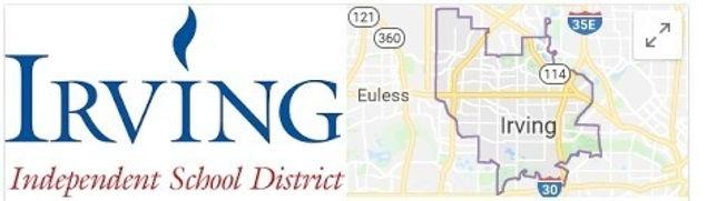 texas   irving isd best school district