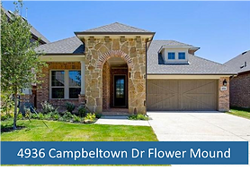 4936 Campbeltown Dr Flower Mound - Top F