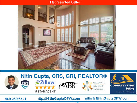 Just Sold! Another home in Frisco, TX