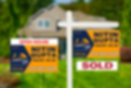yard sign dallas listing agent top disco