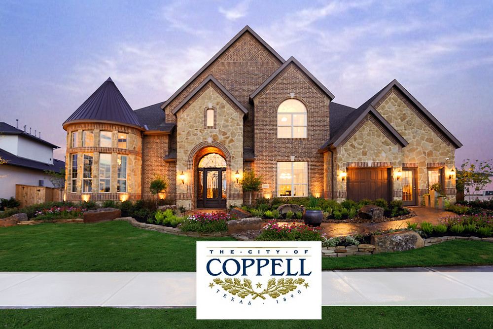 new construction builder home coppell isd irving valley ranch las colinas relocation realtor GRI ePro real estate agent find new homes for sale maximum cashback discount rebate realtor