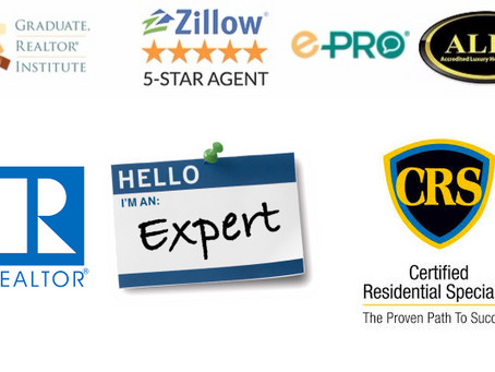 How to Choose a Top Carrollton Real Estate Agent? Look for Designations and Certifications