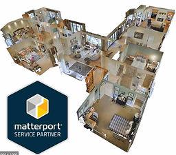 matterport floor plan Facebook Live virt