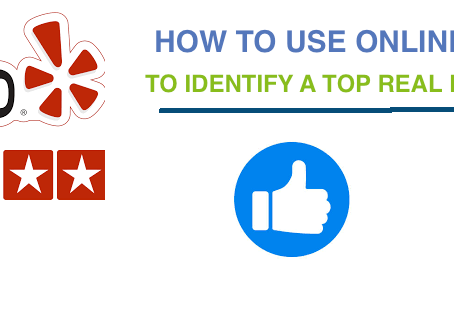 How to use online Yelp reviews to identify a top Frisco real estate agent