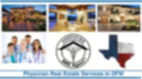 dallas physician relocation realtor serv