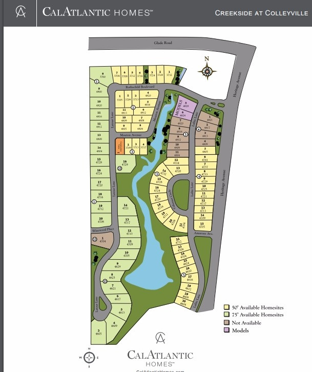 creekside at Colleyville by CalAtlantic homes in Colleyville new home construction new builder home realtor expert real estate agent buy new home Colleyville relocation expert