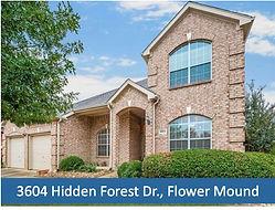 3604 Hidden Forest Dr Flower Mound - Top