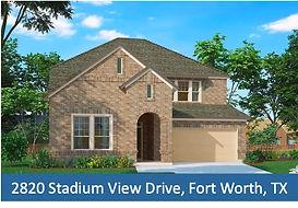 2820 Stadium View Drive, Fort Worth, TX