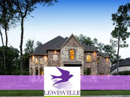 What is my Lewisville Texas Home worth? - February 2019