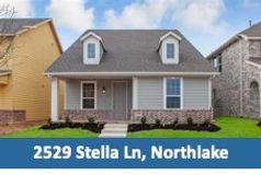 2529 Stella Ln, Northlake - Frisco Top R