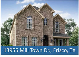13955 Mill Town Dr Frisco - Frisco Real