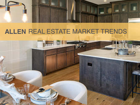 Buying or Selling Allen, TX Real Estate? The Timing Couldn't Be Better
