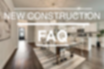 new construction builder homes faq texas