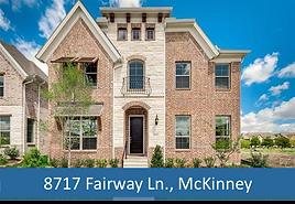 8717 Fairway Ln McKinney Top Relocation