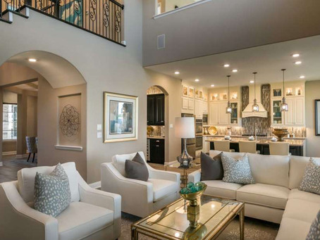 Newsflash: Move-in ready homes by Beazer Homes!
