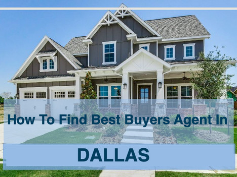 Finding a Frisco Buyer's Agent  | Frisco Real Estate Agent | Top Frisco REALTOR
