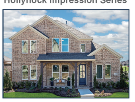 Newsflash: Ready to Move In Model Homes From Landon Homes in FRISCO, TX Now Available!