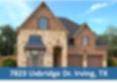 7823 Uxbridge Dr Irving, TX 75063 - Irvi