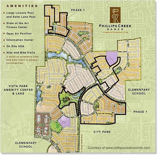 Phillips Creek Ranch Frisco Map.webp