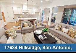 17634 Hillsedge, San Antonio, TX 78257.p