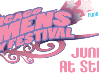Big Butt Girls is coming to the Chicago Women's Funny festival June 21st at 4PM Click on banner