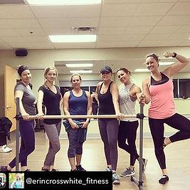 Repost from _erincrosswhite_fitness usin