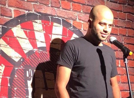 Overcoming a Fear - Stand Up Comedy.