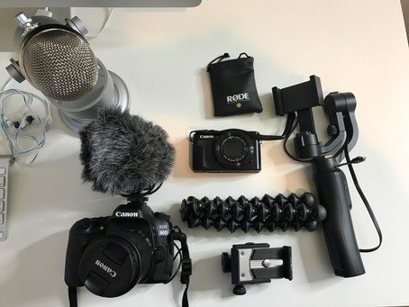 Curious: Videography The Gear and Fundamentals
