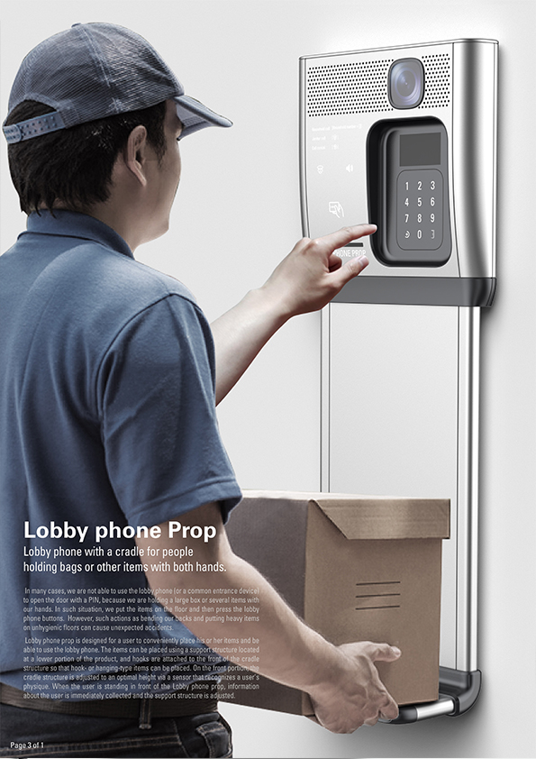 Lobbyphone prop