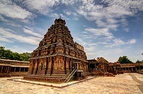Darasuram  - Airavatesvara_Temple,_Daras