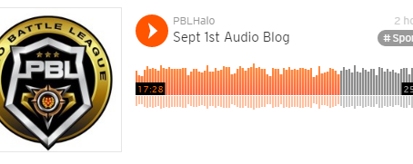 First PBL Audio Blog
