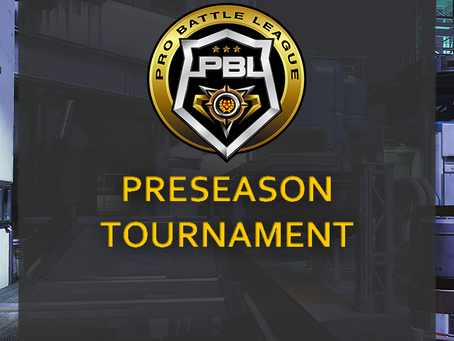 PRESEASON TOURNAMENT DETAILS