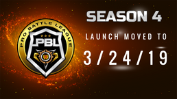 Season 4 Launch Date Moved