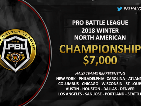 2018 WINTER NORTH AMERICAN CHAMPIONSHIP
