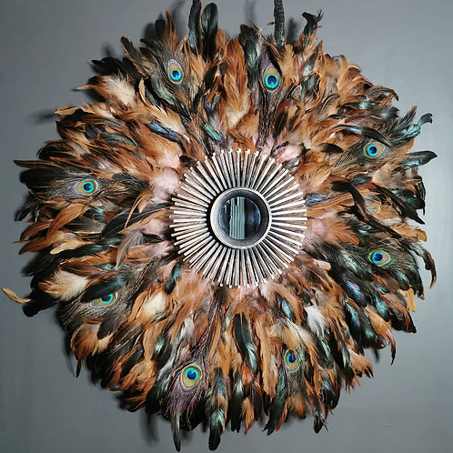 Extra Large Electric Daisy Juju Mirror - Various styles available