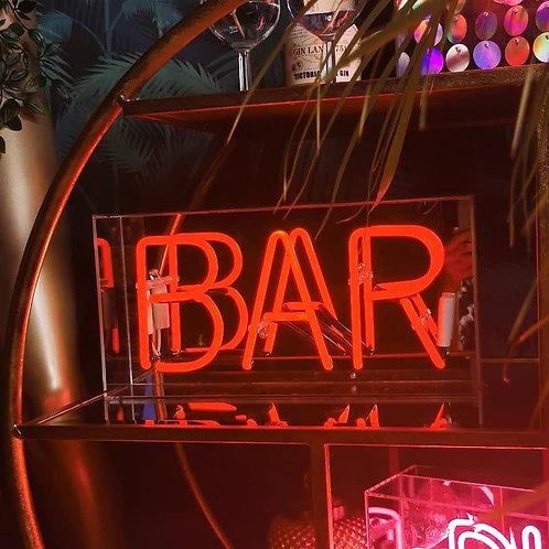 Bar - Neon box