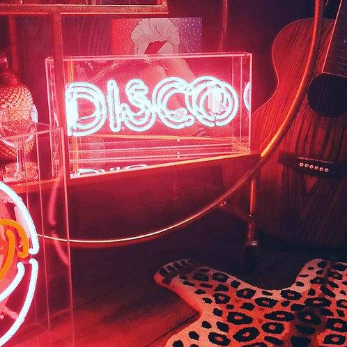 Disco - Neon box