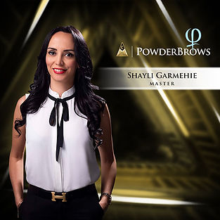 Powder Brows Master Shayli