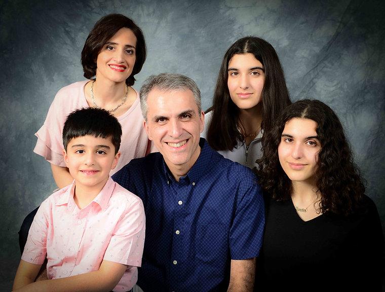 Dr. Mahmoud Family