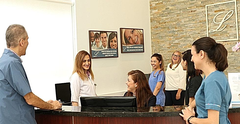 Laird Dental Staff