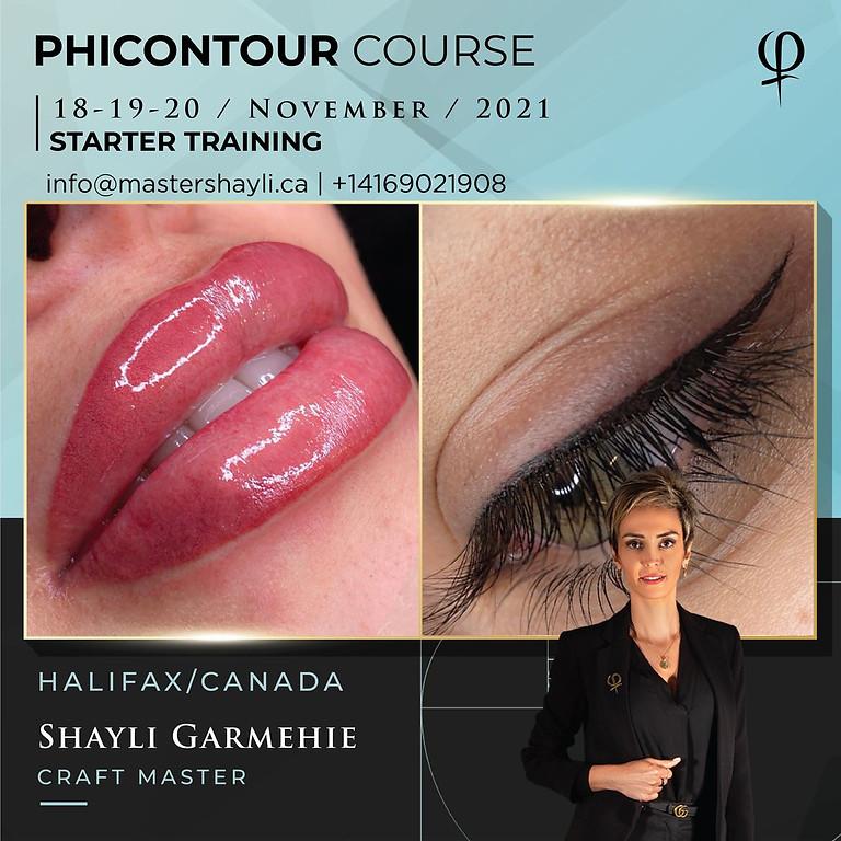 PhiContour Starter Course Workshop Halifax