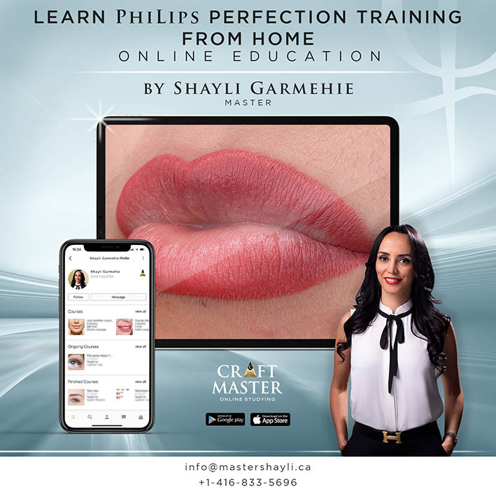 Lip Perfection Online Training
