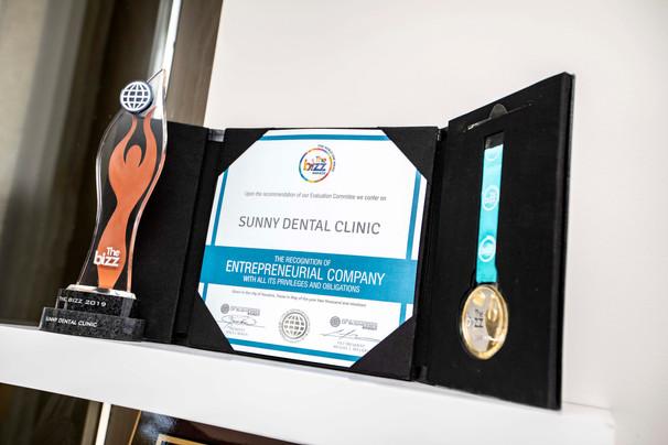 Sunny Dental Award