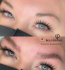 Bold Brows Microblading By Shayli
